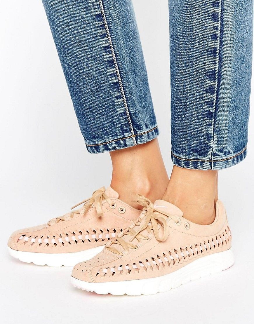 Buy it now. Nike Mayfly Woven Trainers