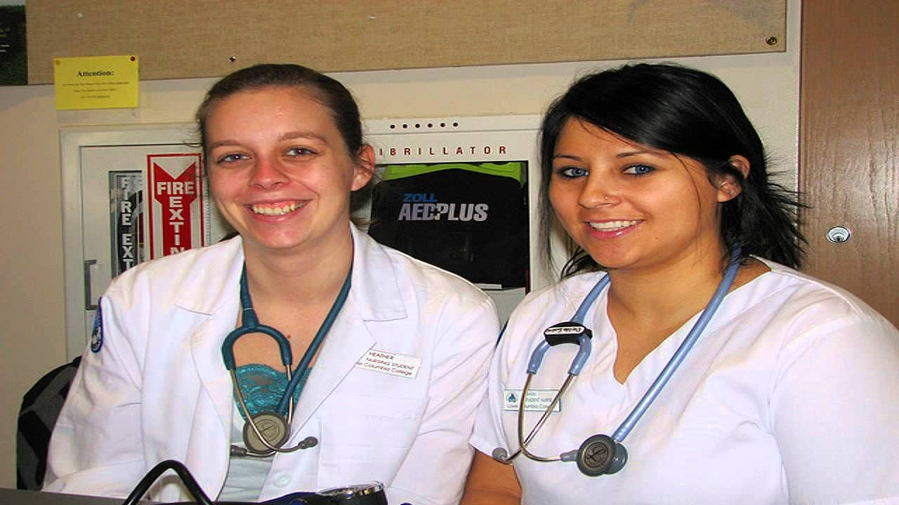 Online LPN to RN Program Jessica talks about The College