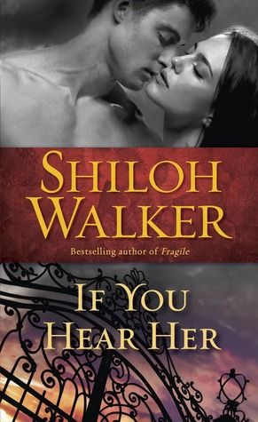 If You Hear Her (Ash Trilogy, #1)...if you want a nice tight ending--better skip right to book #3 because this one didn't have it.  HOWEVER--the story WAS pretty good.