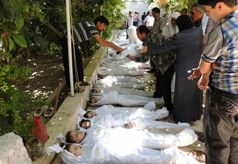 Siria se prepara para enviar armas químicas a Irak - Noticias de Hoy - Noticias Internacionales - Noticias 24 horas