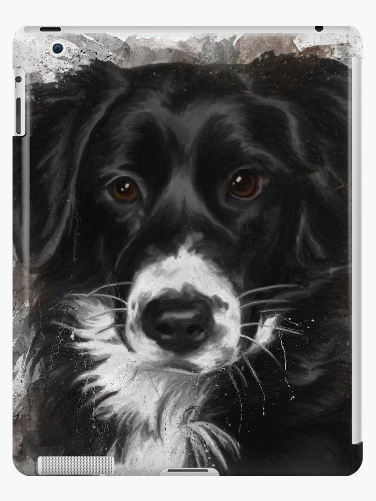 'Australian shepherd' iPad Case/Skin by NadiaChevrel in