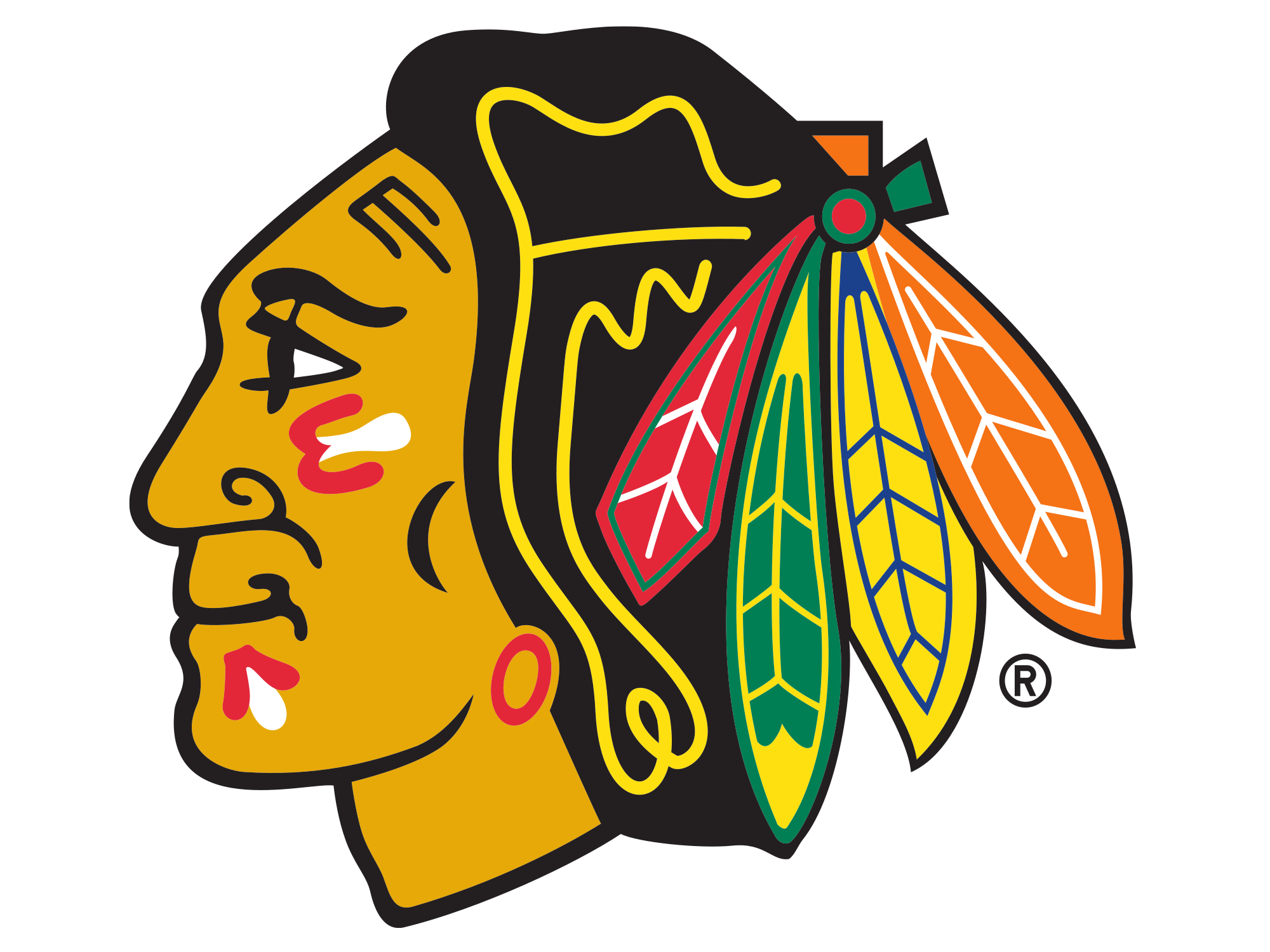 Chicago Blackhawks | my obsession :) | Pinterest | Lugares para ...