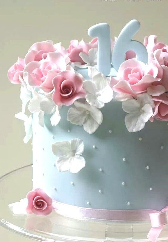 Sweet Sixteen Birthday Gift Ideas 16th Birthday Cake For Girls