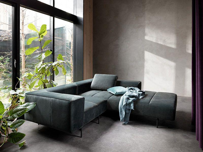 Bon BoConcept Just Launched Their 2019 Scandinavian Furniture Collection And  Itu0027s Divine! Luxurious Green Velvet Sofa, Designer Green Velvet Sofa
