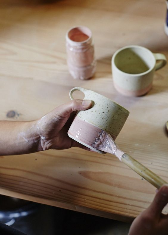 Awesome Pottery Painting Ideas #TöpfereiMalenIdeen #TöpfereiMalen #paintedpottery