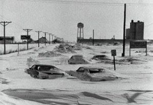 Blizzard Of 73 April 8 10 When 14 5 Of Snow Fell On Cedar