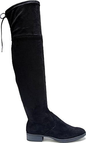 8dcac1ad795c0c Circus by Sam Edelman Women s Peyton Over The Knee Boots in Black. Stay  above the fold in the Peyton Over The Knee Boot from Circus by Sam Edelman.
