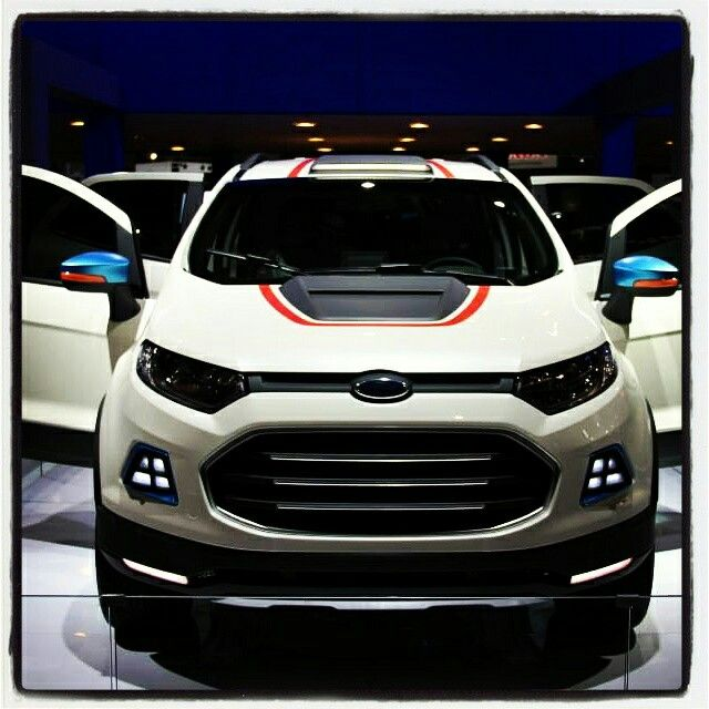 Ford Ecosport Ford Ecosport Ford Suv Modified Cars