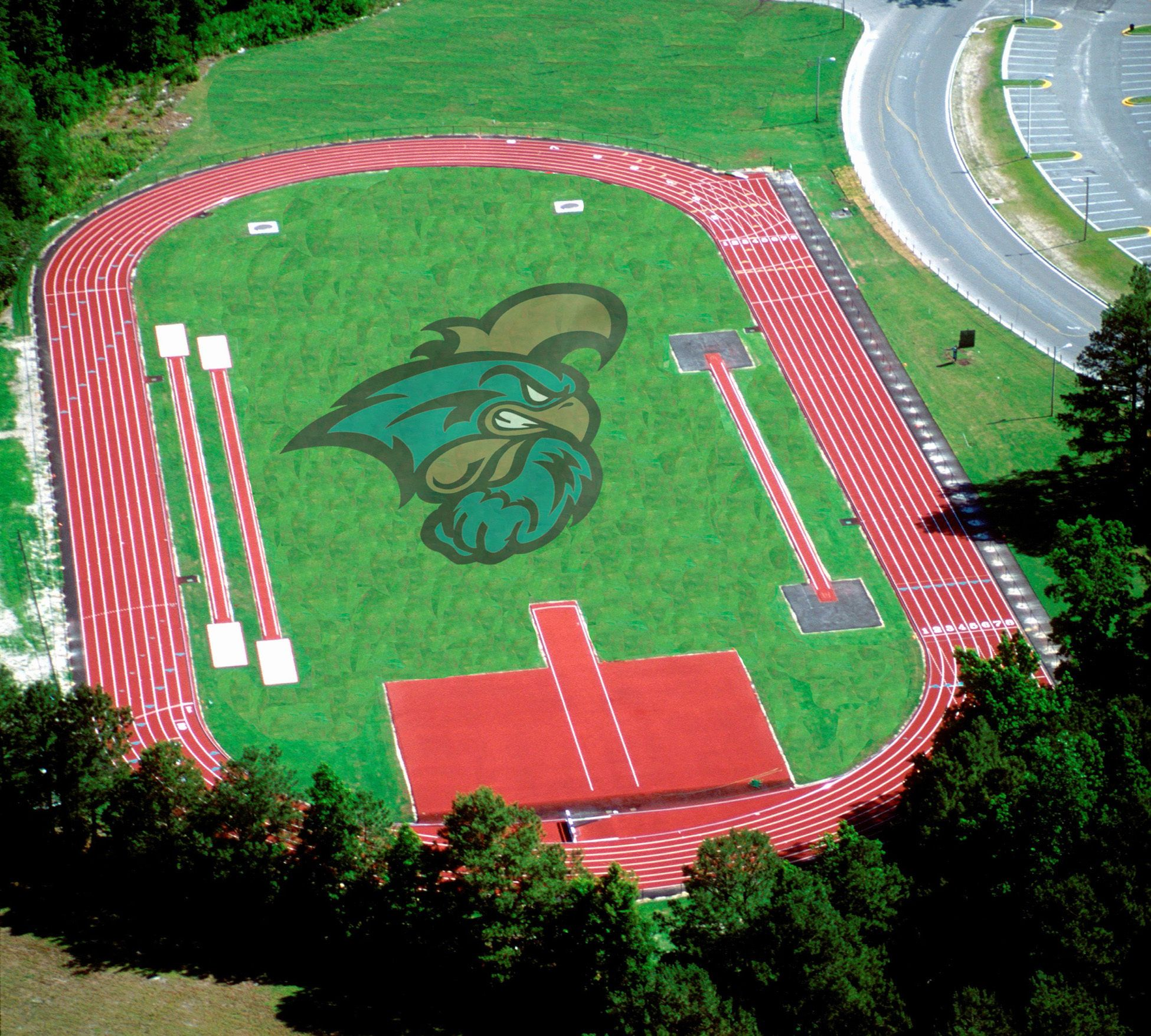 Coastal Carolina University Track & Field Complex (With