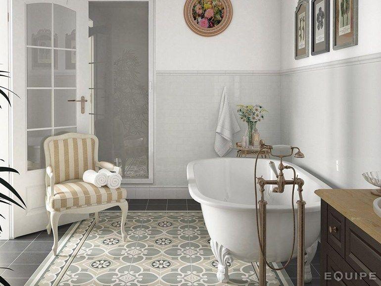 Pavimento in ceramica caprice by equipe ceramicas bagno