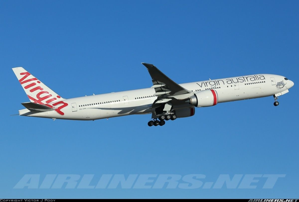 Virgin australia airlines vh vph boeing 777 3zger aircraft picture virgin australia airlines vh vph boeing 777 3zger aircraft picture publicscrutiny Image collections