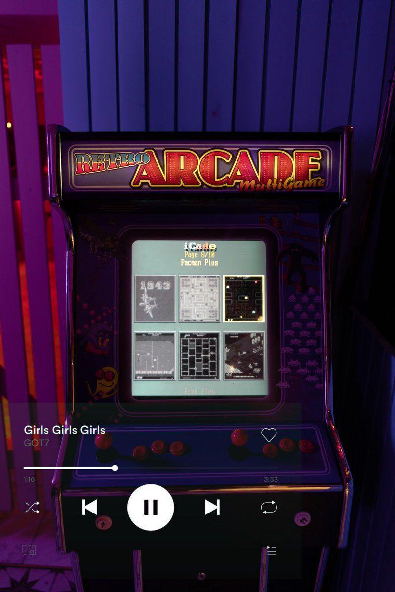 Ars On Twitter Arcade Arcade Games Arcade Game Machines