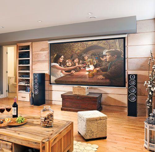 mur d 39 accent textur au sous sol salon inspirations. Black Bedroom Furniture Sets. Home Design Ideas