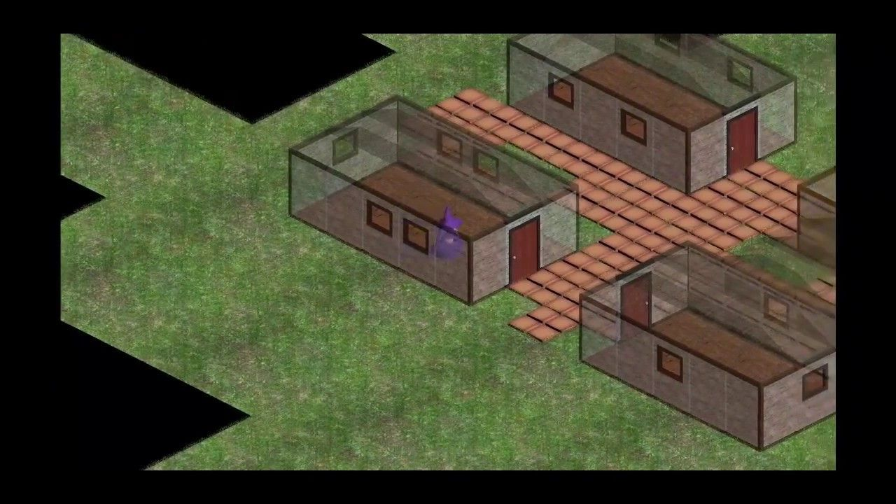 New demo of our isometric game engine Qiso which is a plugin for