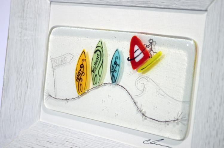 Surf by Nadia Lammas. Available from Artworx Gallery. www.artworx.co.uk