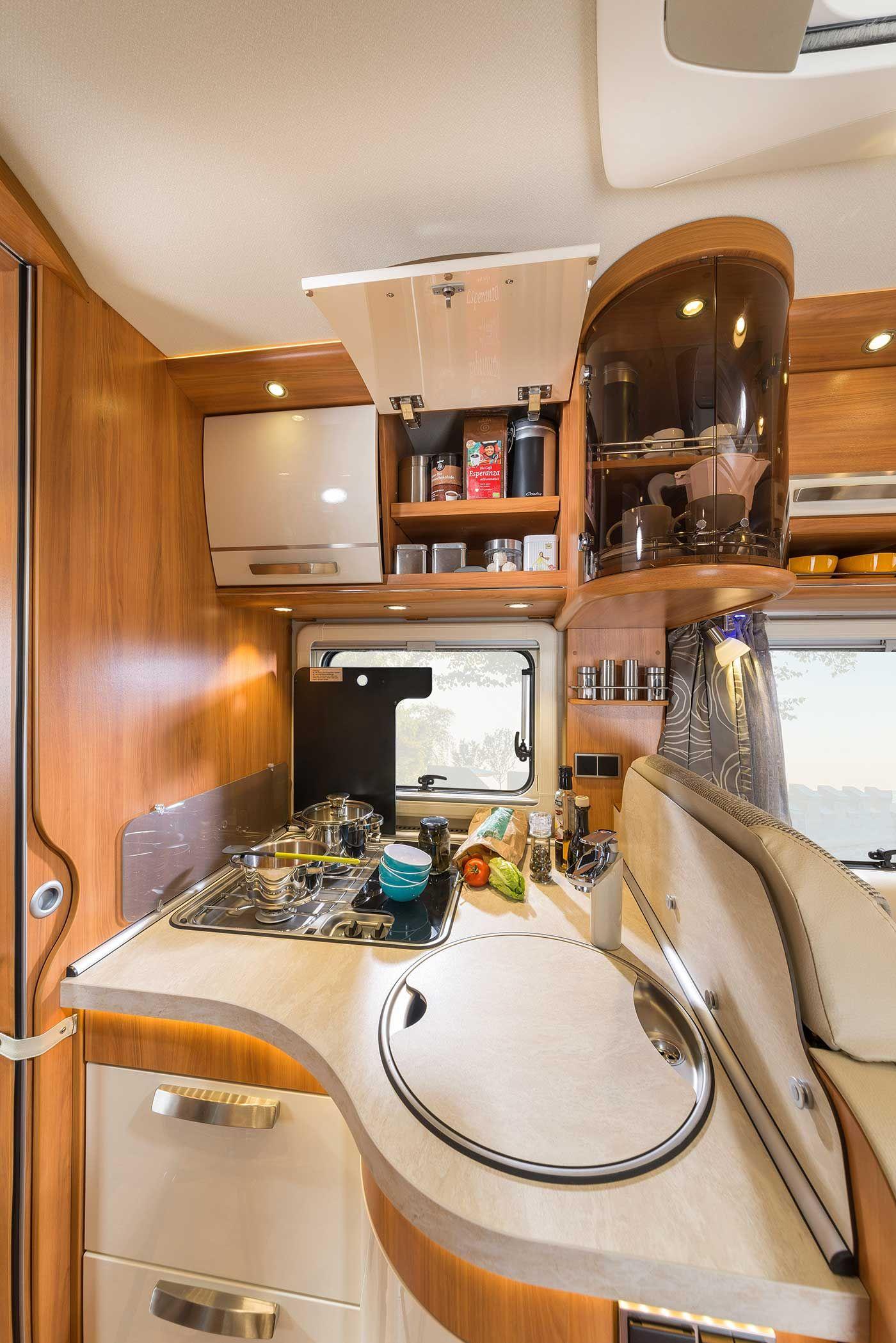 Wohnmobil Kuche Selber Bauen Home Design Ideen Micro Kitchen