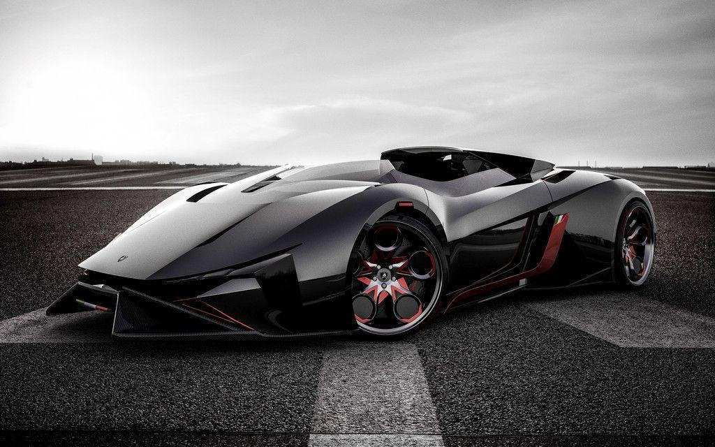 Lamborghini Diamante Sports Car Concept K Wallpaper