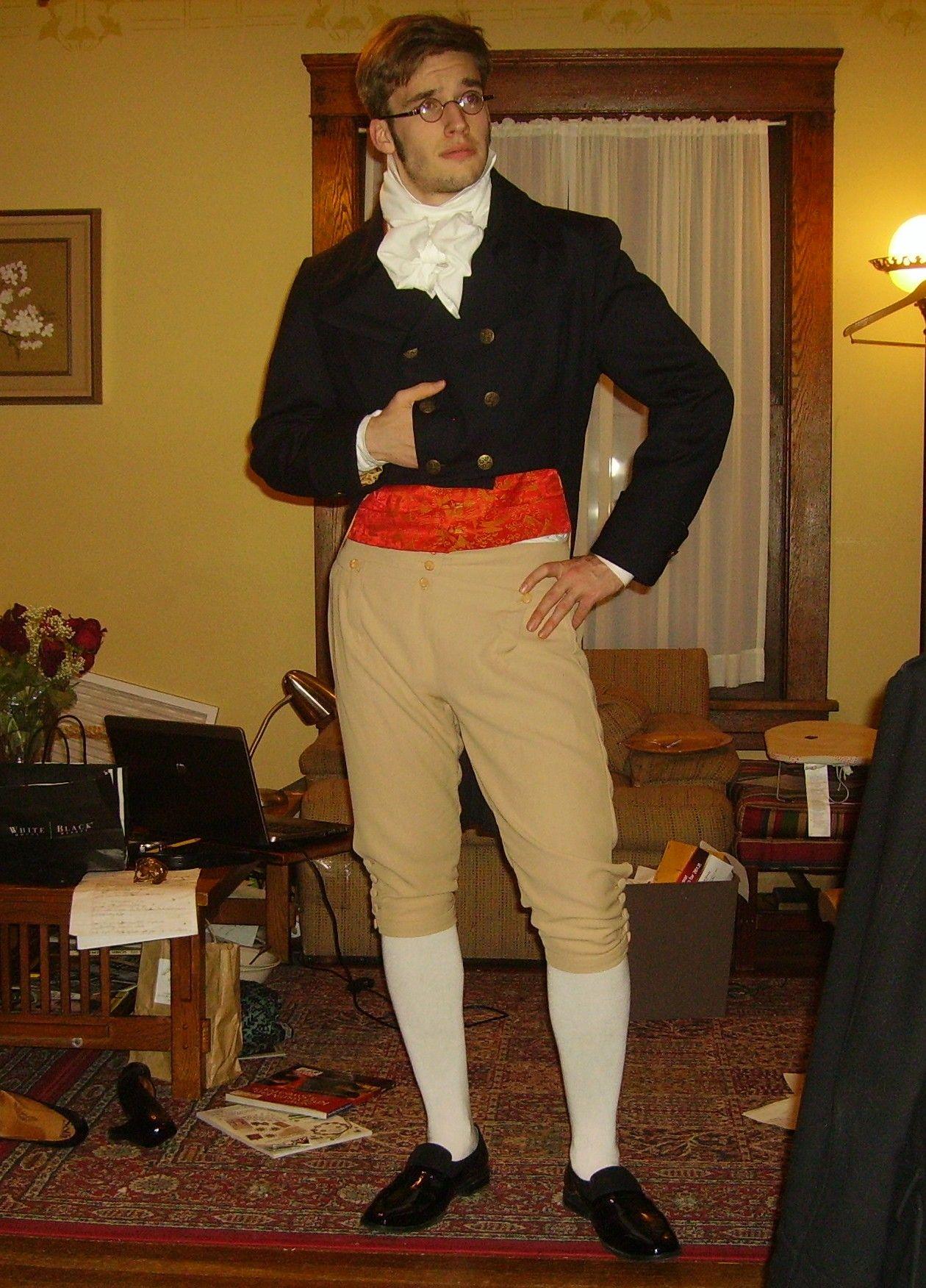 Image result for Cravat Colonial Gentlemen's Clothing