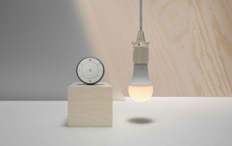 Tradfri Smarte Lichtsteuerung Von Ikea Das Haus Ikea Lampen Lichtsteuerung Ikea