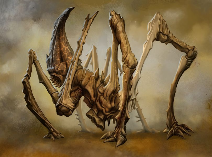 18++ Demon bug info