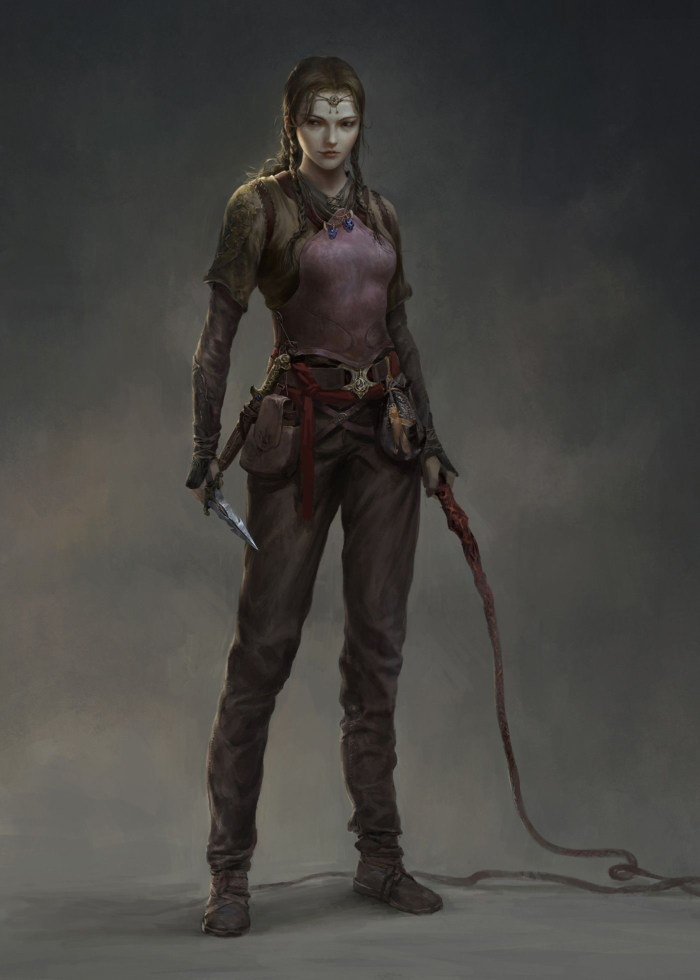 artstation rogue qingkai yang art gallery in 2018 pinterest