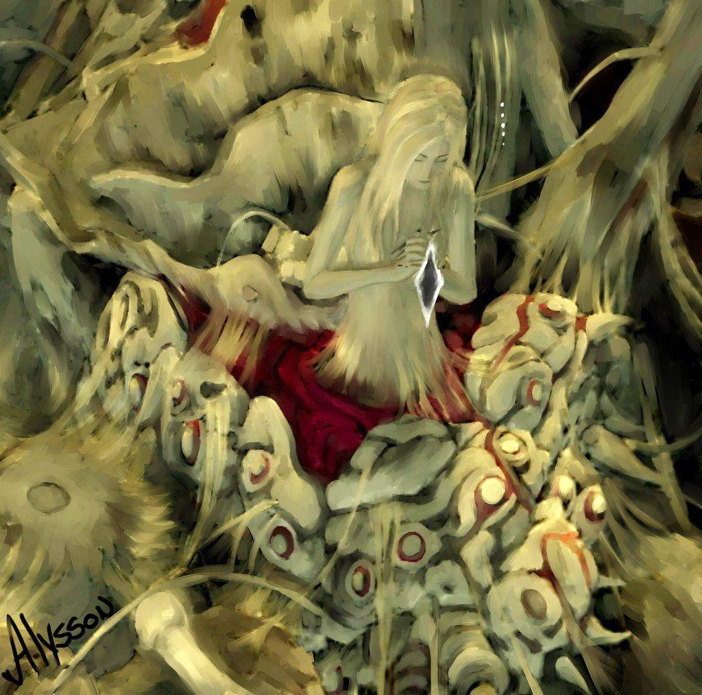 The Fair Lady Dark Souls By Mokyta On Deviantart Dark Souls Characters Dark Souls Dark Souls Art