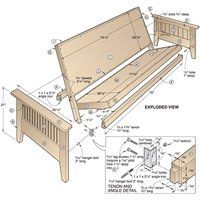 Pdf Plans Futon Cheap Wood Planer For The