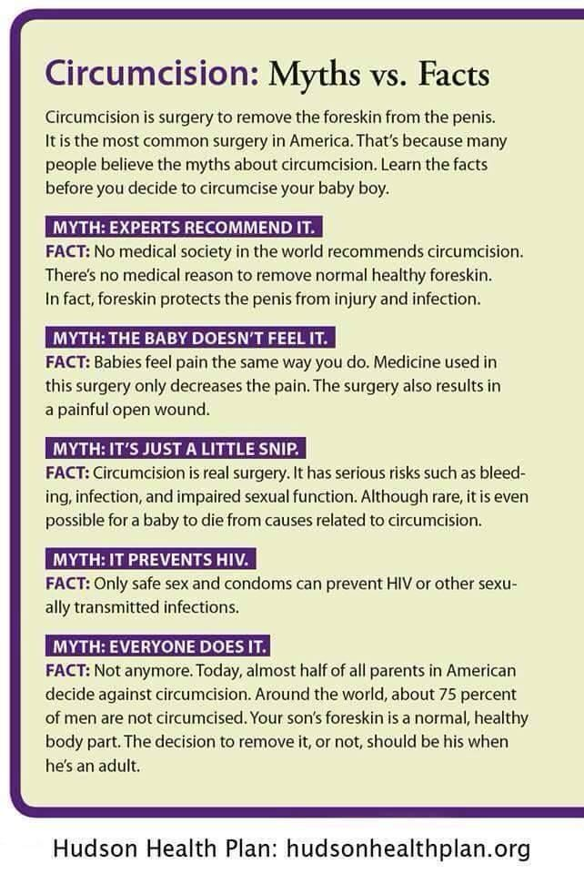 Intact Indiana Circumcision Myths 2015 Seen From The Outside