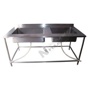 #SS_CATERING_SINK_WITH_WASH_BASIN - Neptune Industries