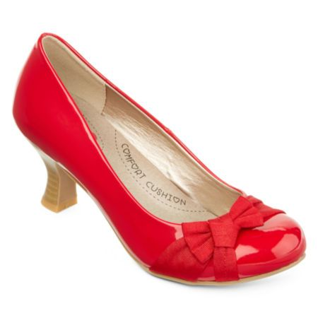 Buy Pop Palace Patent Pumps today at