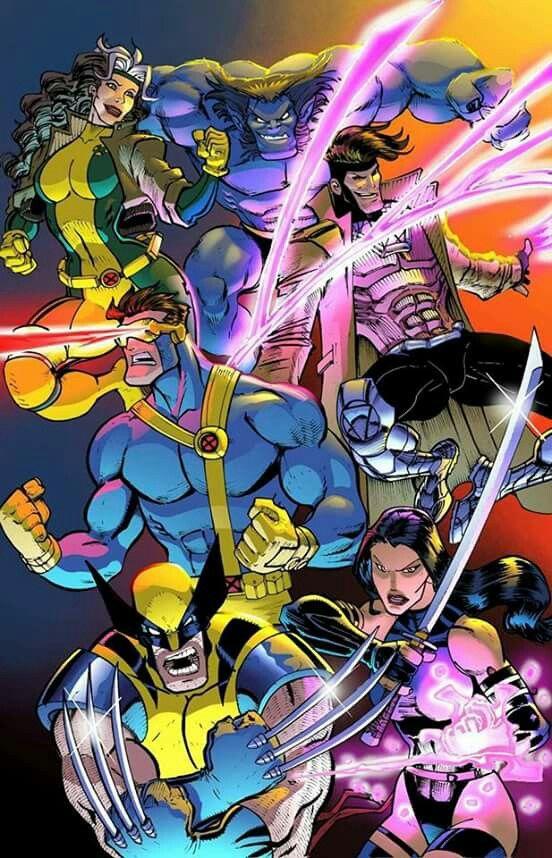 X Men Blue 80s Cartoon Shows Comic Art 80s Cartoons