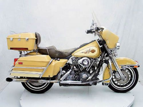 1970  1978    Harley    Electra      Super       Glide      Service Manual