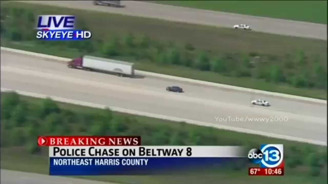 Texas High Speed Police Chase Chrysler 300 Shootout With Police Ktrk Police Chrysler 300 Breaking News