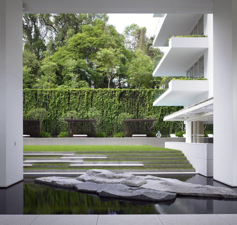 8 Napier Condominium Pictures Landscape Design Modern Landscaping Landscape Steps
