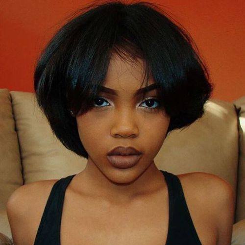 20 Stylish Ideas For A Pageboy Haircut Curly Hair Styles Naturally Short Natural Hair Styles Hair Styles