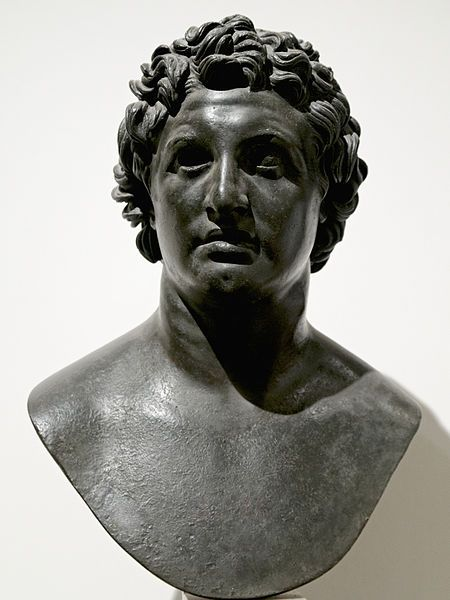 So-called Ptolemy Alexander or Ptolemy Epiphanes Portrait bust of an  unidentified Hellenistic ruler, perhaps Nicomede… | Scultura antica greca,  Archeologia, Museo