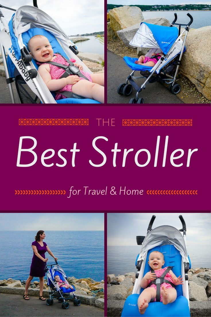 The Best Reclining Umbrella Stroller for Travel and Home