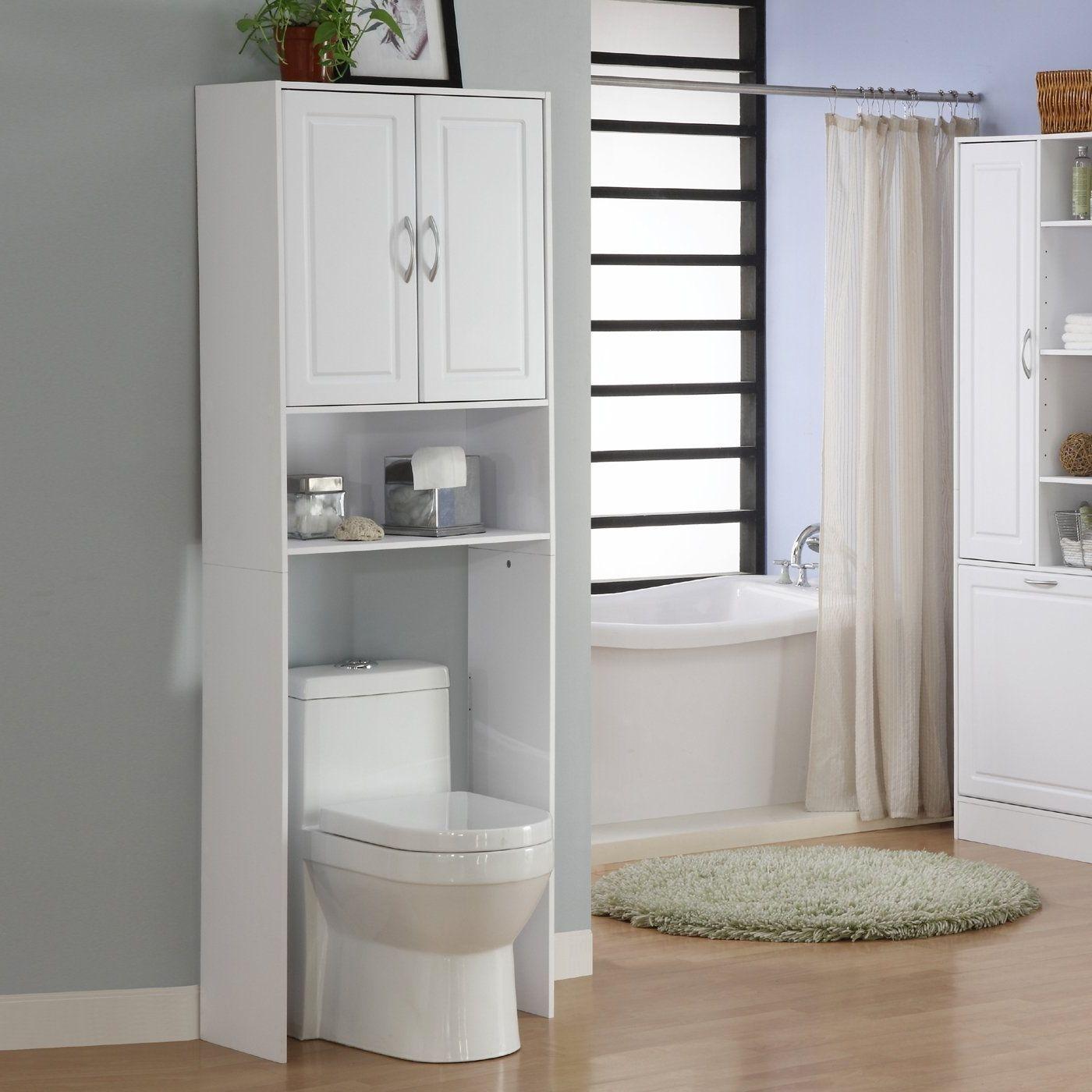Merveilleux 10 Coolest Bathroom Storage Ideas For An Efficient Home