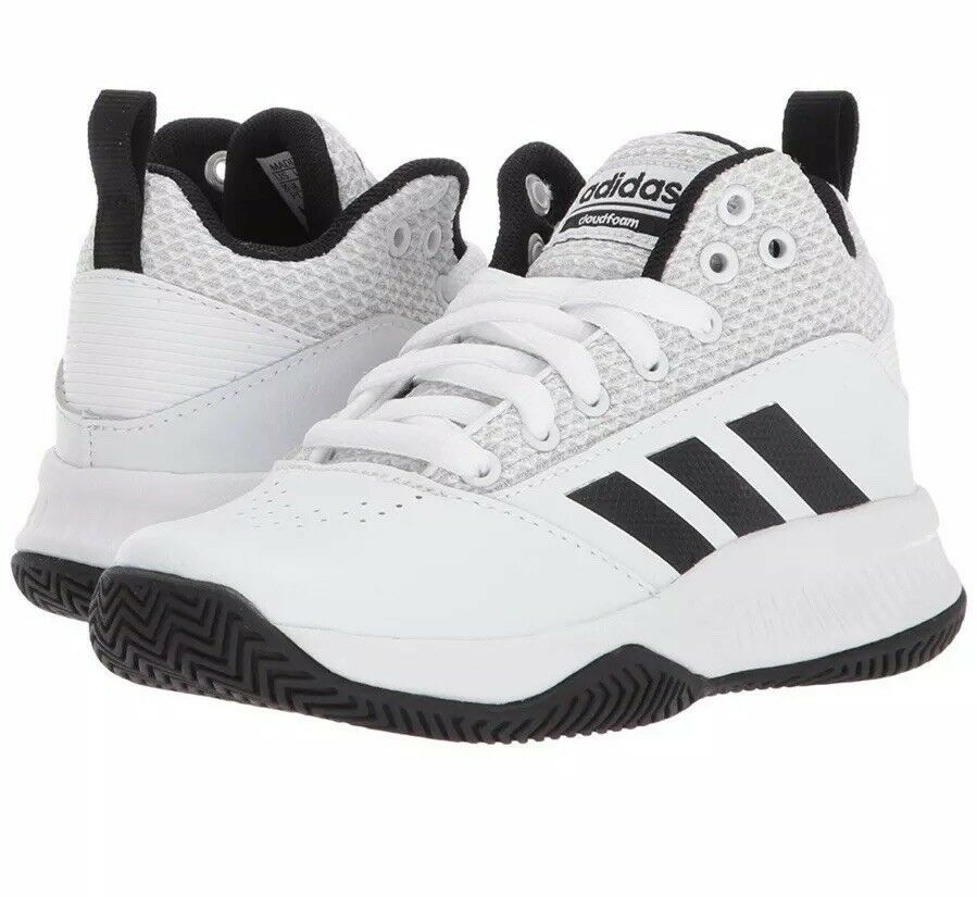 adidas Kids' Cloudfoam Ilation Mid Kids Casual Footwear