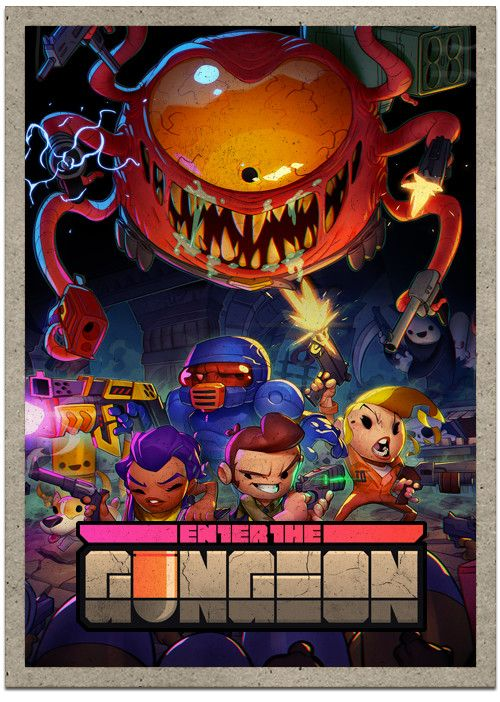 Enter The Gungeon Igdb Com Free Games Epic Games Free Pc Games
