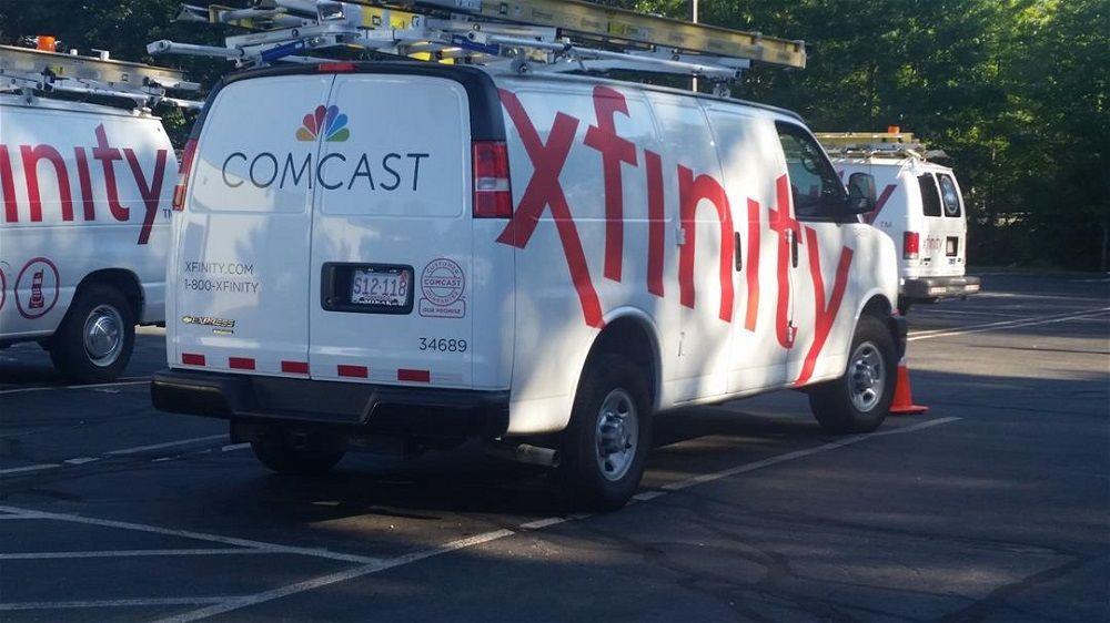Comcast Xfinity Makes Broadband Data Caps A Reality Comcast Tv Providers Comcast Xfinity