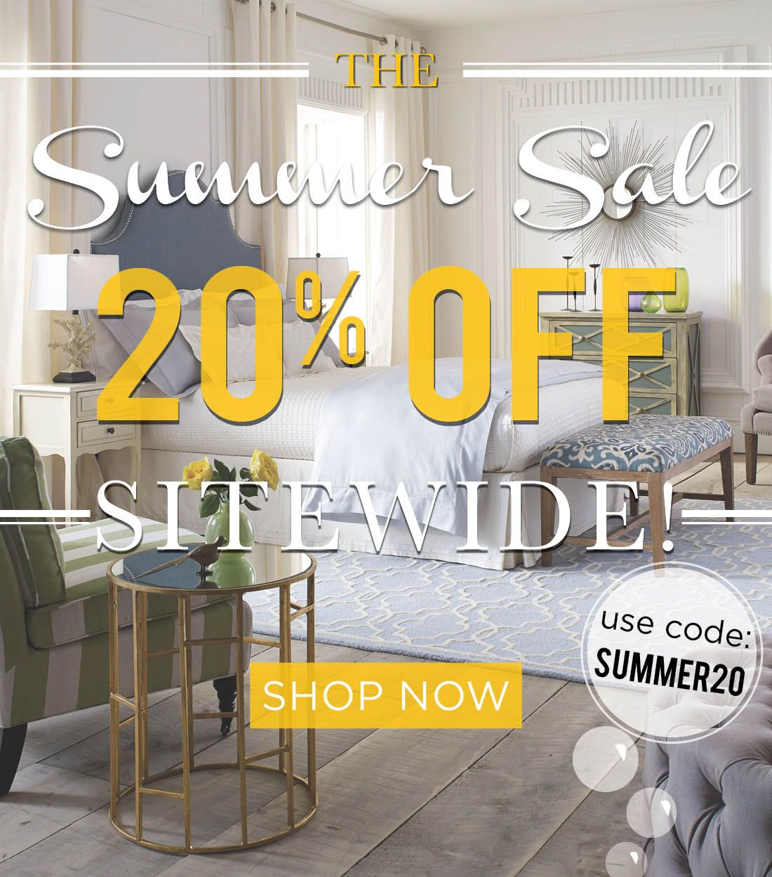 Home Decorators Collection Coupons Promo Codes Deals: DON'T MISS OUT! DÉCOR MARKET'S SUMMER SALE! Save 20