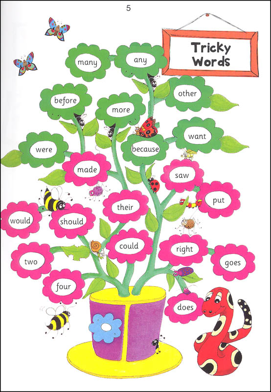 Jolly Phonics Decodable Readers Level 4 Inky Mouse & Friends - Bird House and other stories   Jolly Phonics   9781844144273