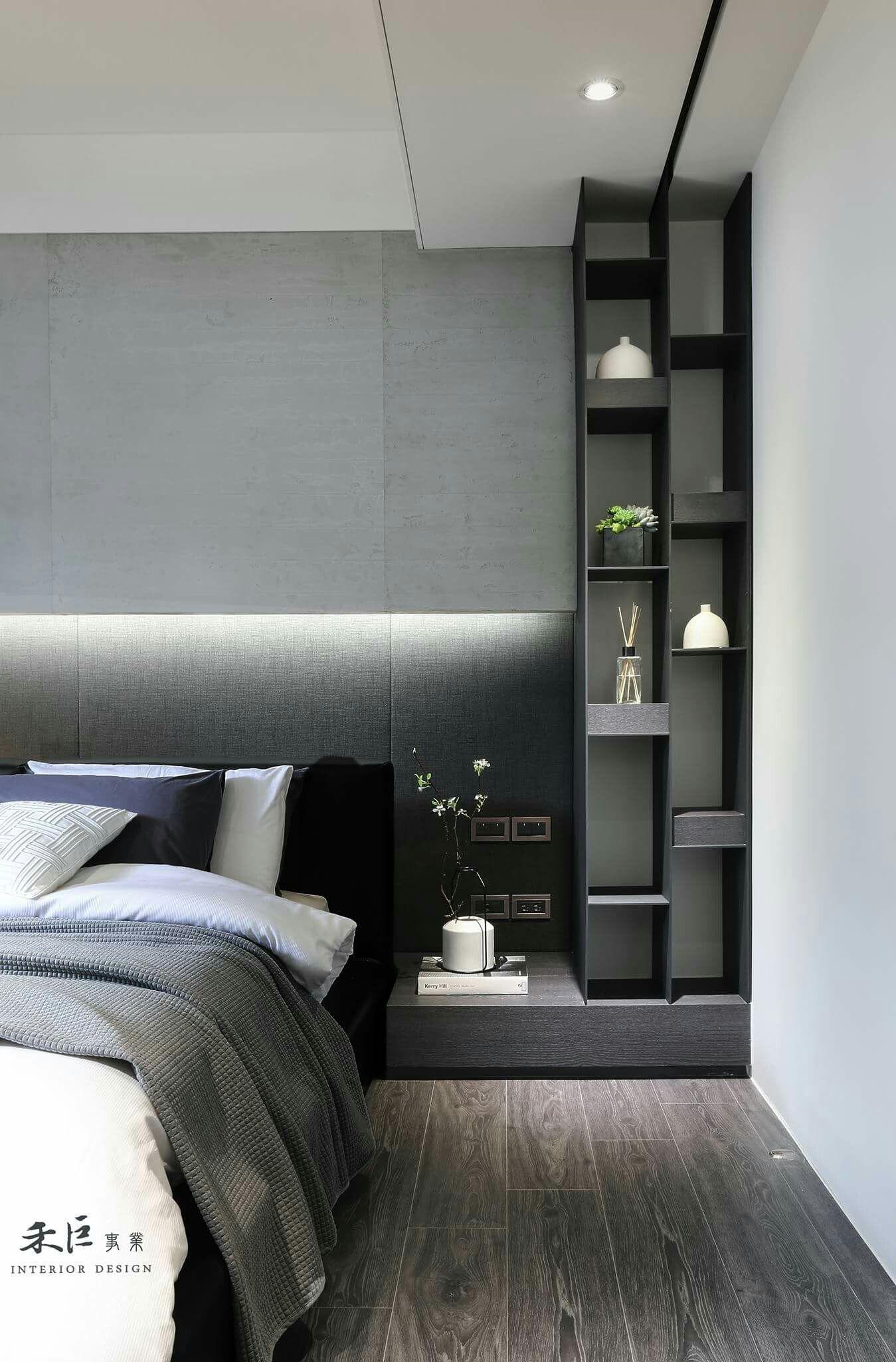 Pin de proyectos en hotel rooms en 2019 dormitorios for Muebles de dormitorio contemporaneo