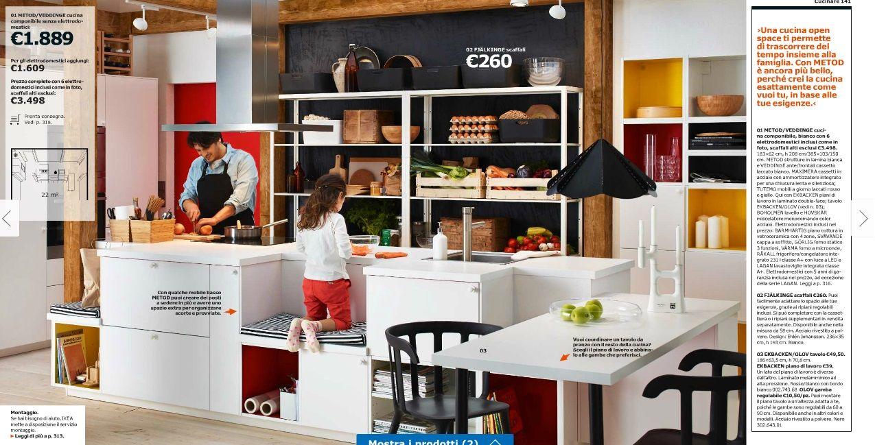 Altezza Cucina Ikea catalogo-ikea-2015-cucina (1275×649)
