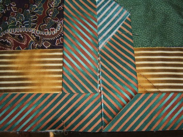 Nellie's Needles: That Last Seam in the Binding