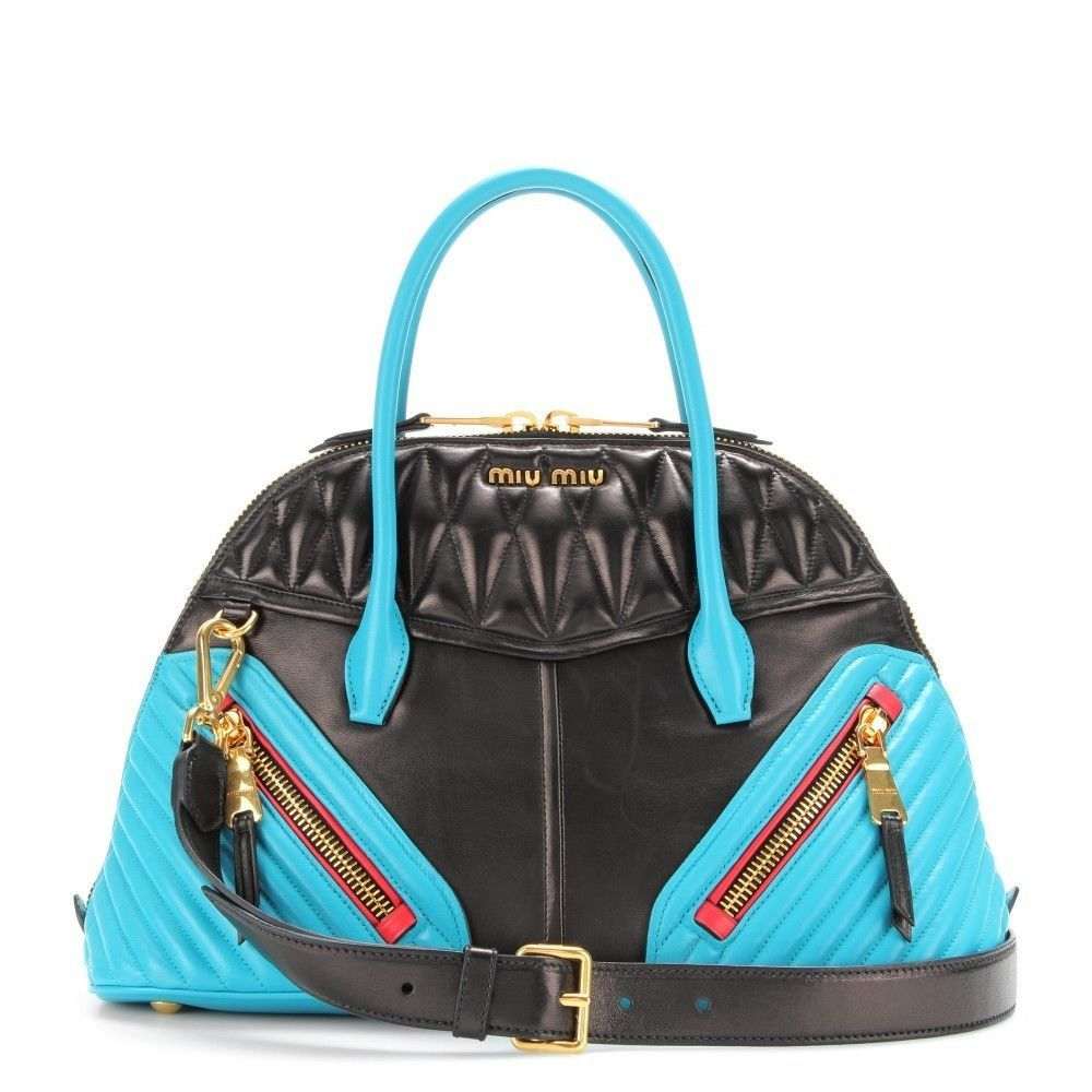 Miu Miu Satchel Blue