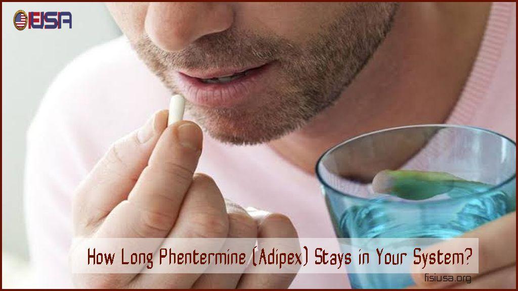 Photo of Wie lange bleibt Phentermine (Adipex) in Ihrem S.