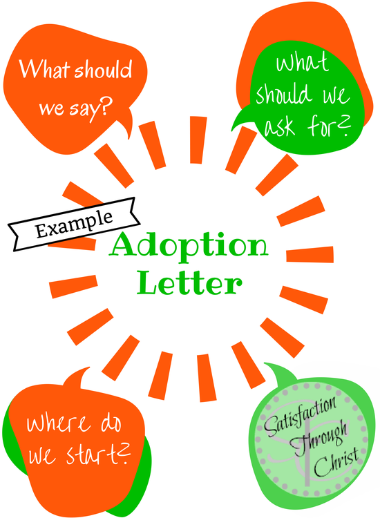 our adoption letter