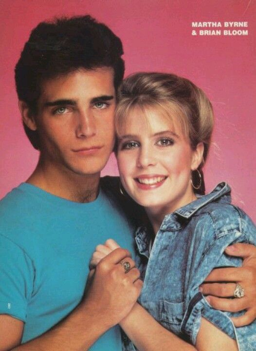 Brian Bloom Martha Byrnes Atwt Dusty And Lily As The World Turns